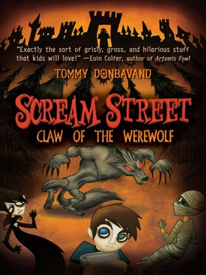 cover image of Claw of the Werewolf