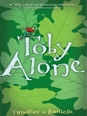 cover image of Toby Alone
