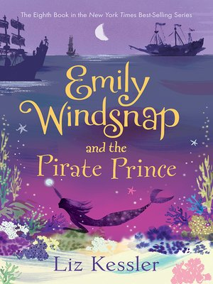 cover image of Emily Windsnap and the Pirate Prince