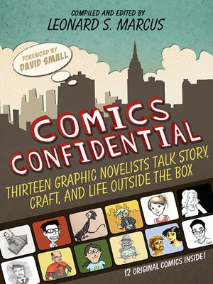 cover image of Comics Confidential