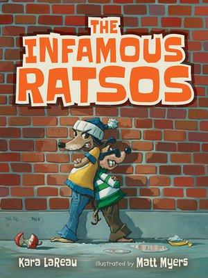 cover image of The Infamous Ratsos