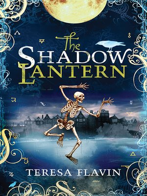 cover image of The Shadow Lantern