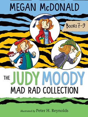 cover image of The Mad Rad Collection: Books 7-9