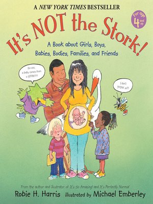 cover image of It's Not the Stork!
