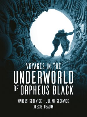 cover image of Voyages in the Underworld of Orpheus Black