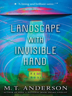 cover image of Landscape with Invisible Hand