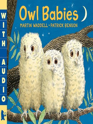 cover image of Owl Babies