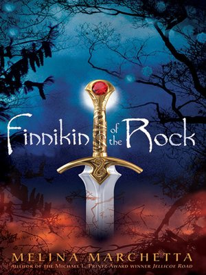 cover image of Finnikin of the Rock