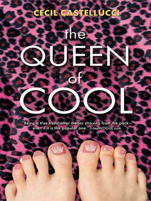 cover image of The Queen of Cool