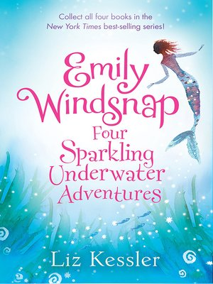 cover image of Four Sparkling Underwater Adventures