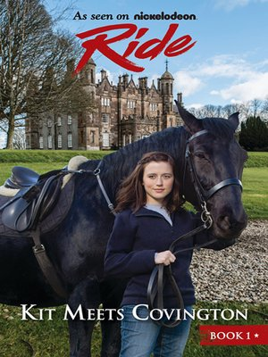 cover image of Kit Meets Covington