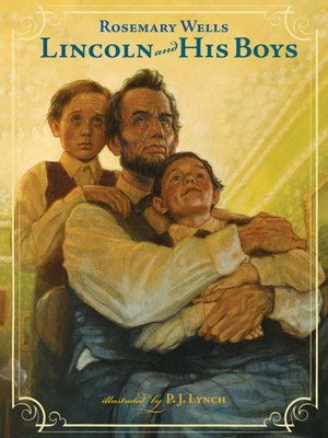 cover image of Lincoln and His Boys