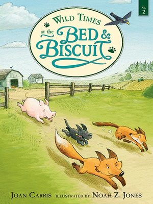 cover image of Wild Times at the Bed and Biscuit