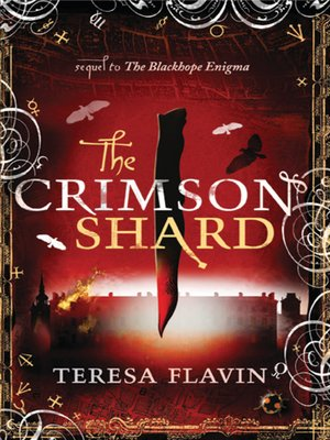 cover image of The Crimson Shard