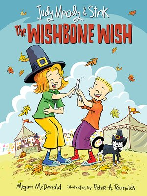 cover image of The Wishbone Wish