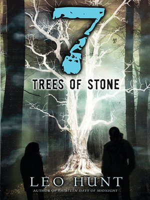 cover image of Seven Trees of Stone