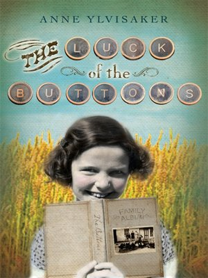 cover image of The Luck of the Buttons