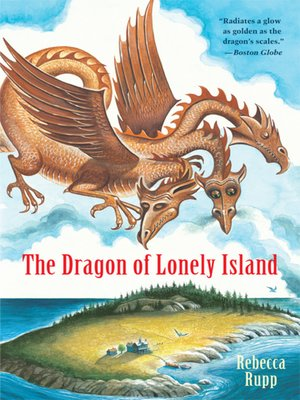 cover image of The Dragon of Lonely Island