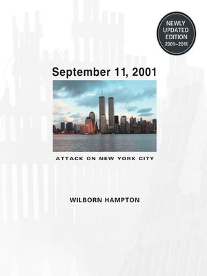 cover image of September 11, 2001