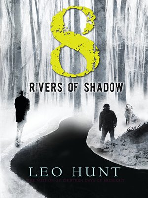 cover image of Eight Rivers of Shadow