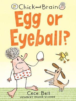 cover image of Egg or Eyeball?