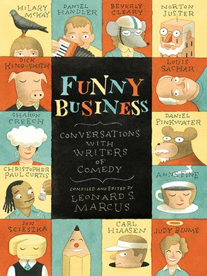 cover image of Funny Business