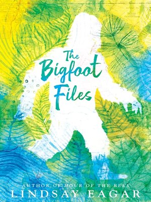 cover image of The Bigfoot Files