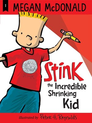 The Incredible Shrinking Kid by Megan McDonald