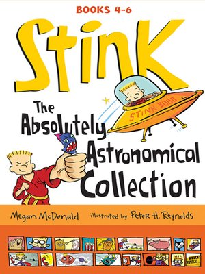 cover image of The Absolutely Astronomical Collection, Books 4-6