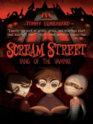 cover image of Fang of the Vampire