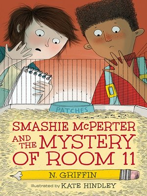 cover image of Smashie McPerter and the Mystery of Room 11
