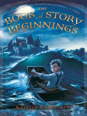 cover image of The Book of Story Beginnings
