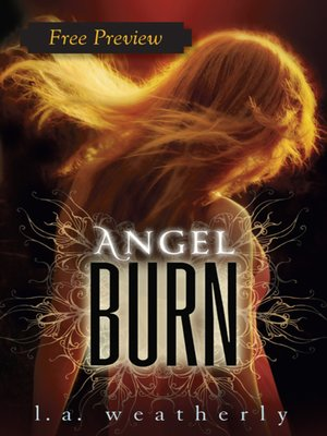 cover image of Angel Burn