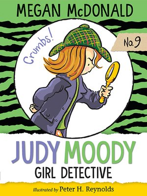 cover image of Judy Moody, Girl Detective