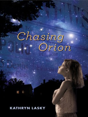 cover image of Chasing Orion