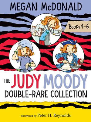 cover image of The Judy Moody Double-Rare Collection