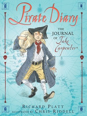 cover image of Pirate Diary