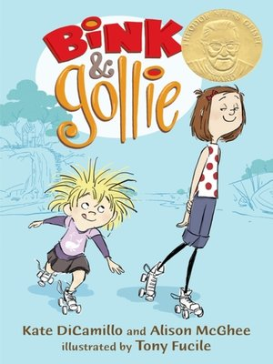cover image of Bink and Gollie