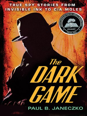 cover image of The Dark Game