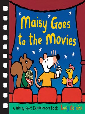 cover image of Maisy Goes to the Movies