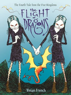 cover image of The Flight of Dragons