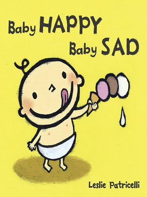 cover image of Baby Happy Baby Sad
