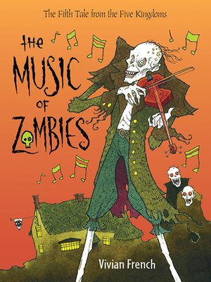 cover image of The Music of Zombies