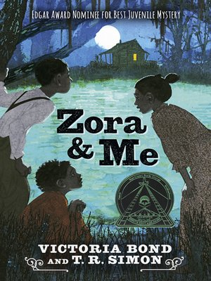 cover image of Zora and Me