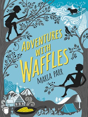 cover image of Adventures with Waffles