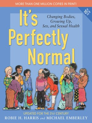 cover image of It's Perfectly Normal