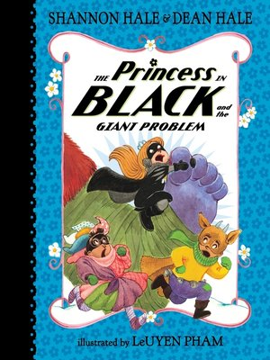 cover image of The Princess in Black and the Giant Problem