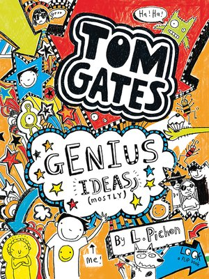cover image of Genius Ideas (Mostly)