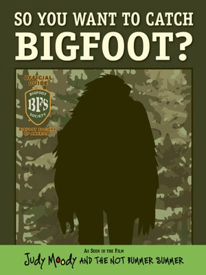 cover image of So You Want to Catch Bigfoot?