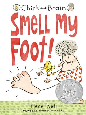 cover image of Smell My Foot!
